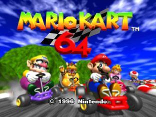 Mario Kart 64 Nintendo 64 001