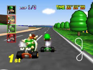 Mario Kart 64 Nintendo 64 006