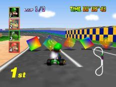 Mario Kart 64 Nintendo 64 007