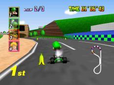 Mario Kart 64 Nintendo 64 008