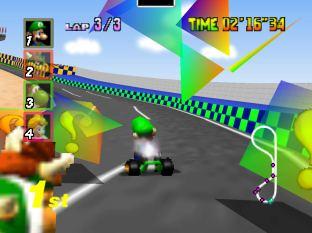 Mario Kart 64 Nintendo 64 012
