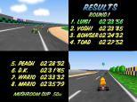 Mario Kart 64 Nintendo 64 013