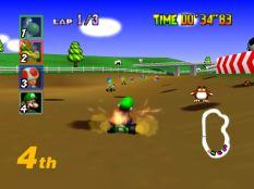 Mario Kart 64 Nintendo 64 018