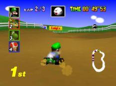 Mario Kart 64 Nintendo 64 019