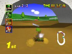 Mario Kart 64 Nintendo 64 020