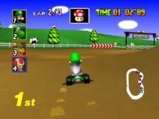 Mario Kart 64 Nintendo 64 021