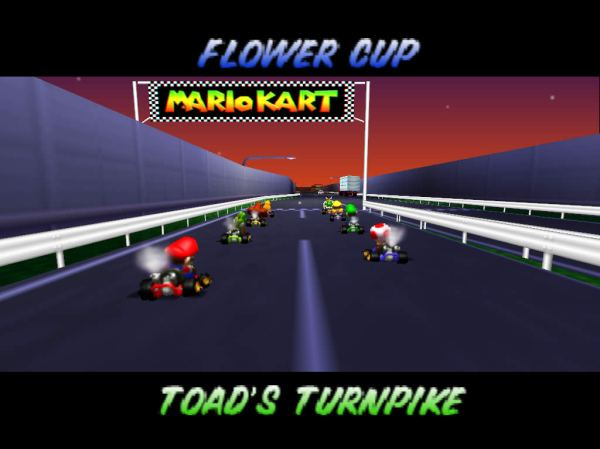 Mario Kart 64 Nintendo 64 The King Of Grabs