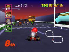 Mario Kart 64 Nintendo 64 031