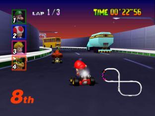 Mario Kart 64 Nintendo 64 033
