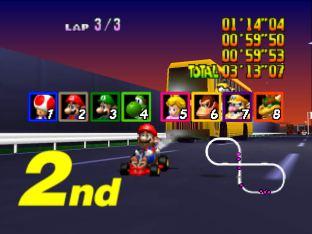 Mario Kart 64 Nintendo 64 041