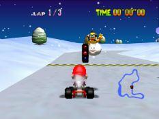 Mario Kart 64 Nintendo 64 043