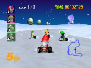 Mario Kart 64 Nintendo 64 044
