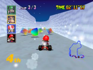 Mario Kart 64 Nintendo 64 052