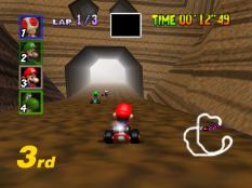 Mario Kart 64 Nintendo 64 054
