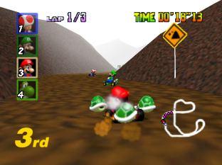 Mario Kart 64 Nintendo 64 055