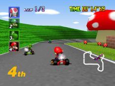 Mario Kart 64 Nintendo 64 064