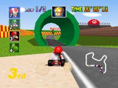 Mario Kart 64 Nintendo 64 065