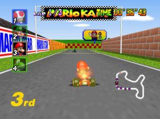 Mario Kart 64 Nintendo 64 066