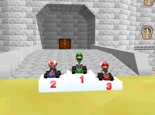 Mario Kart 64 Nintendo 64 073