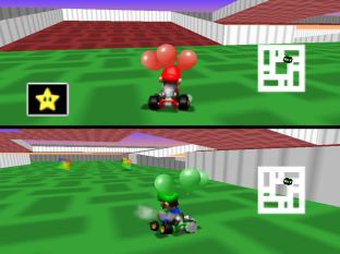 Mario Kart 64 Nintendo 64 083