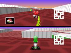 Mario Kart 64 Nintendo 64 085