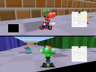 Mario Kart 64 Nintendo 64 086