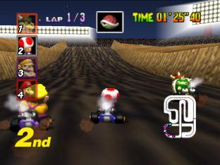 Mario Kart 64 Nintendo 64 094