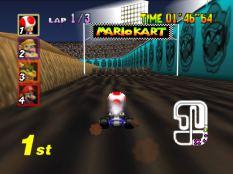 Mario Kart 64 Nintendo 64 095
