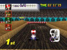 Mario Kart 64 Nintendo 64 096