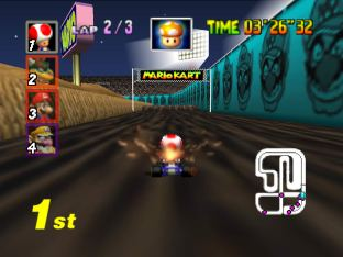 Mario Kart 64 Nintendo 64 097