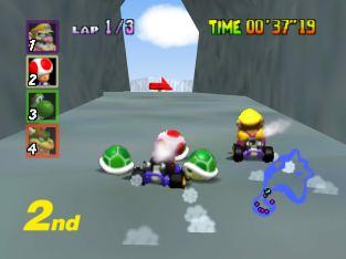 Mario Kart 64 Nintendo 64 104