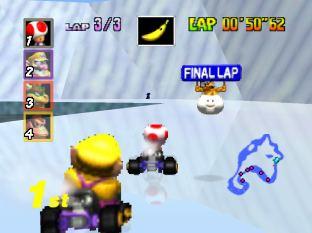 Mario Kart 64 Nintendo 64 108