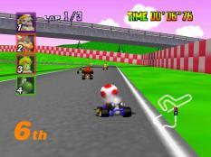 Mario Kart 64 Nintendo 64 112