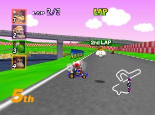 Mario Kart 64 Nintendo 64 115