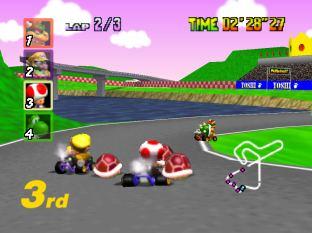 Mario Kart 64 Nintendo 64 119
