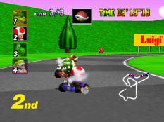 Mario Kart 64 Nintendo 64 122