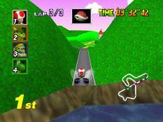 Mario Kart 64 Nintendo 64 123