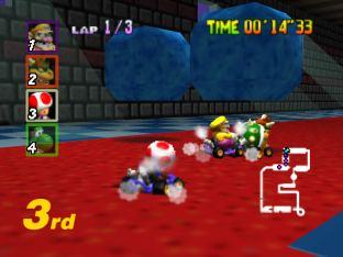 Mario Kart 64 Nintendo 64 126