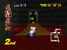 Mario Kart 64 Nintendo 64 134
