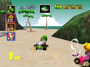 Mario Kart 64 Nintendo 64 141