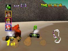 Mario Kart 64 Nintendo 64 144