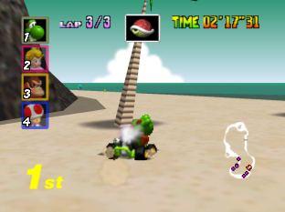 Mario Kart 64 Nintendo 64 148