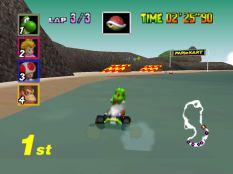 Mario Kart 64 Nintendo 64 149