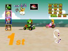 Mario Kart 64 Nintendo 64 150