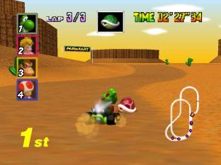 Mario Kart 64 Nintendo 64 159