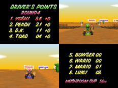 Mario Kart 64 Nintendo 64 160