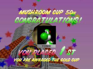 Mario Kart 64 Nintendo 64 162