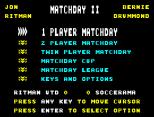 Match Day 2 ZX Spectrum 02