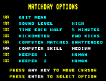 Match Day 2 ZX Spectrum 04
