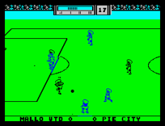 Match Day 2 ZX Spectrum 10